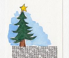Weihnachtskarten 2015 1