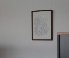 Bilder im Großraumbüro Hewlett Packard, Wien 7