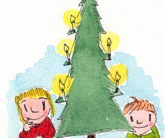 Weihnachtskarten 2019 12