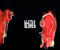 Coverentwürfe neues Album Little Rosies Kindergarten 8