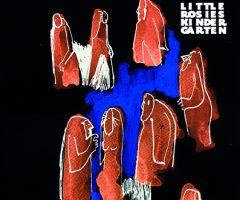 Coverentwürfe neues Album Little Rosies Kindergarten 10