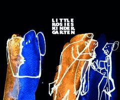 Coverentwürfe neues Album Little Rosies Kindergarten 14