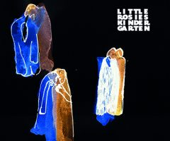 Coverentwürfe neues Album Little Rosies Kindergarten 17