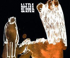 Coverentwürfe neues Album Little Rosies Kindergarten 19