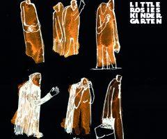 Coverentwürfe neues Album Little Rosies Kindergarten 24