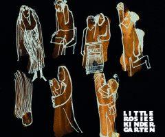 Coverentwürfe neues Album Little Rosies Kindergarten 25