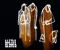 Coverentwürfe neues Album Little Rosies Kindergarten 26