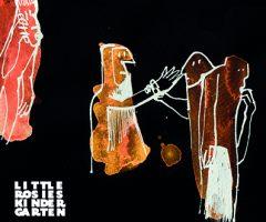 Coverentwürfe neues Album Little Rosies Kindergarten 3
