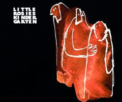 Coverentwürfe neues Album Little Rosies Kindergarten 4