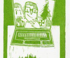 Weihnachtskarten 2020 21